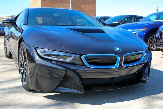 Pre-Owned 2015 BMW i8 COUPE